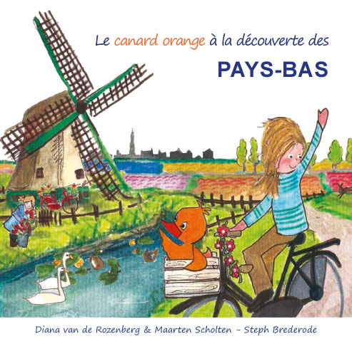 Orange Duck Travels - Pays-Bas - French
